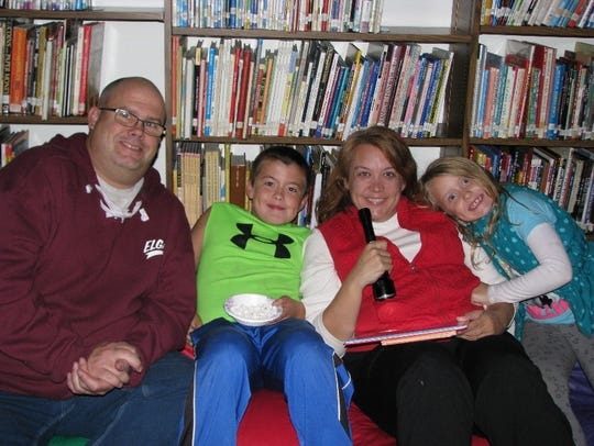 Families with students in grades JK-4 were recently