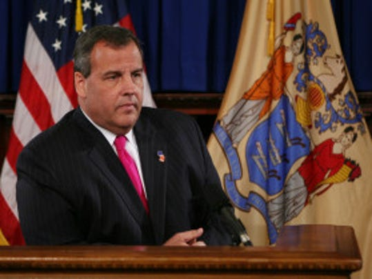 Gov. Chris Christie travels to Hackensack today for a briefing on Ebola readiness.
