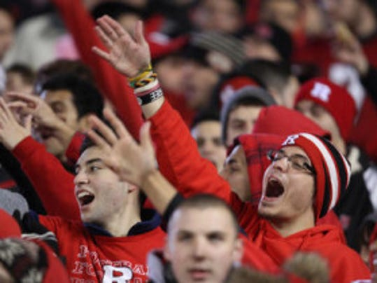 Rutgers football fans are responding to the first Big Ten home schedule by purchasing tickets at levels not seen in recent years. (MyCentralJersey.com file photo)