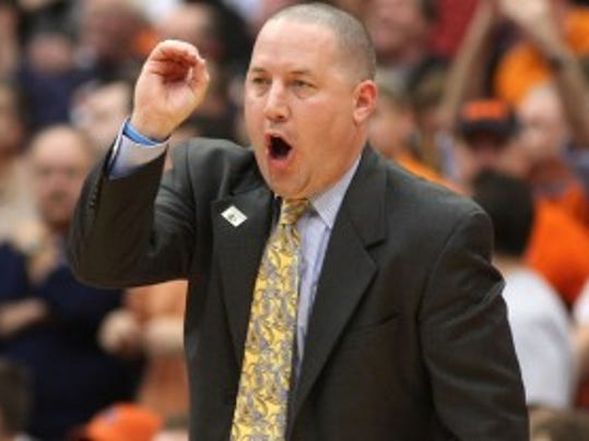 Buzz Williams memorized  the names of every U.S. presidents -- in order