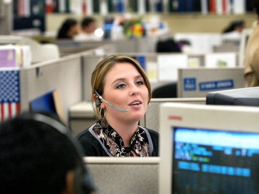 XXX CALL CENTER USA IN