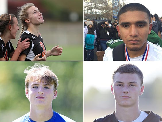 Candidates for Athlete of the Week