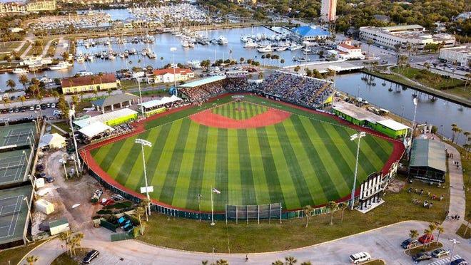 Jackie Robinson Ballpark, Daytona Beach.