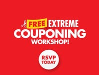 Free Extreme Couponing Workhop