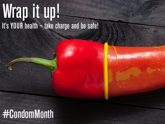 NM Department of Health National Condom Month
