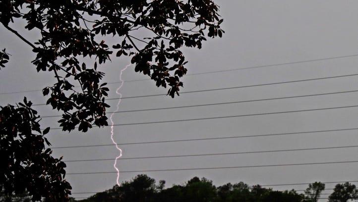 Tallahassee under tornado watch