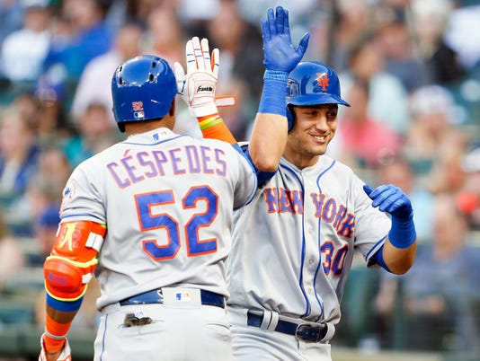 MLB: New York Mets at Seattle Mariners