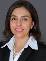 Janel Lujan, vice president of operations at El Paso Health.
