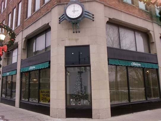 The Komer Center in downtown Elmira is a lasting tribute