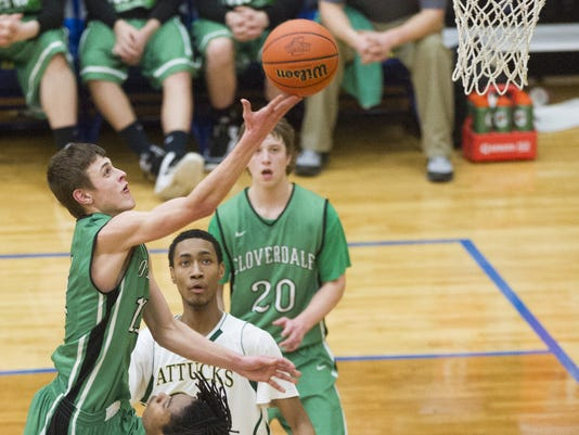 IHSAA Regional Basketball: Cloverdale vs. Crispus Attucks