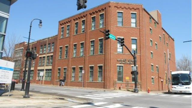The owner of Market Street Apartments paid $6 million for a parking lot next door.