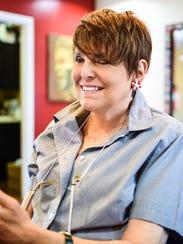 Rabbi Lynne Landsberg's former hairstylist in Washington,