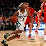 Michigan State receives No. 3 seed, to play Bucknell in Detroit in NCAA tournament opener