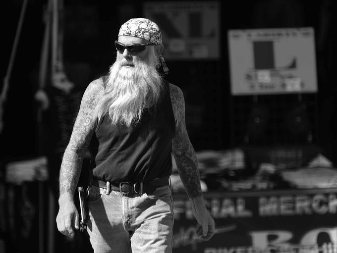 Images from Street Vibrations in downtown Reno on Sept.