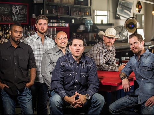 Casey Donahew Band is playing a show at the Shrine Mosque Saturday.