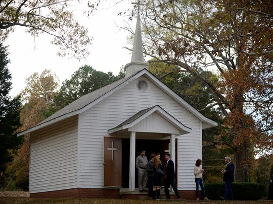 The Youth Town Chapel was dedicated in honor of long-time