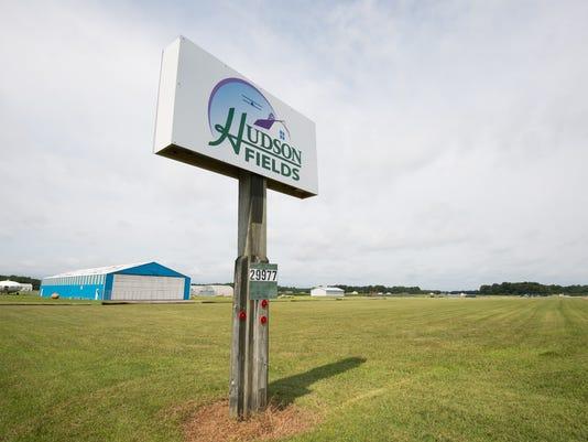 News: Hudson Fields