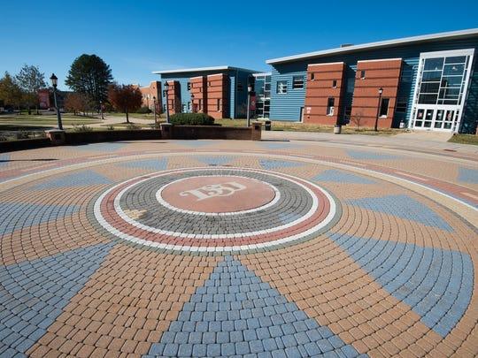 Delaware State University in Dover.