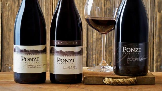Ponzi wine