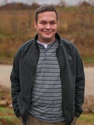 Joshua Hatfield is in treatment at Hickory Hill Recovery Center in Hazard, Kentucky. Hatfield contracted hepatitis C more than a decade ago from sharing needles with a girlfriend. Nov. 9, 2017