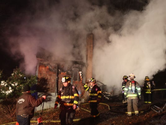 SOMERS FATAL FIRE