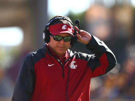 NCAA Football: Washington State at Arizona State