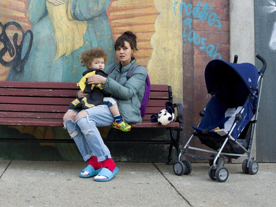 """SMILF"" features Frankie Shaw as a down-on-her-luck single mom in Boston."
