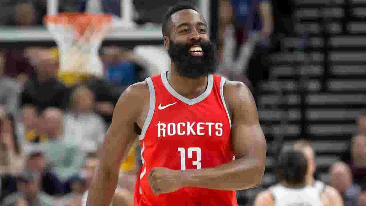 Houston Rockets star James Harden wins 2017-2018 NBA MVP e6b57d179