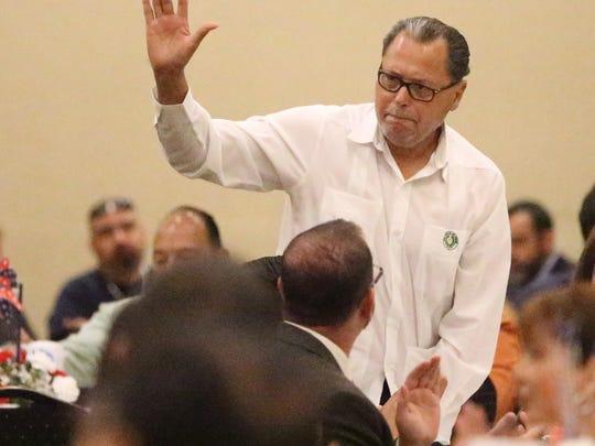 State Sen. Jose Rodriguez.