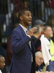 Gates Chili boys head basketball coach Terry Nowden, 39, spent five season as the junior-varsity coach before taking over this season.