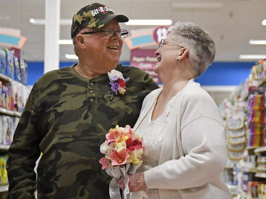 ODD Supermarket Wedding