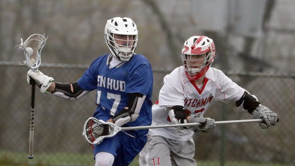 Hendrick Hudson defeated Tappan Zee 9-4 in a varsity