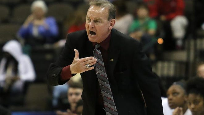 Vic Schaefer's Bulldohs fell to  South Carolina in the title game of the SEC Tournament on Sunday