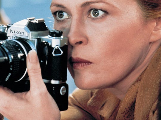 The Eyes of Laura Mars, about a fashion photographer (Faye Dunaway) who develops the ability to see through the eyes of a serial killer as he carries out his crimes, screens Thursday night at the Dryden Theatre at George Eastman Museum.