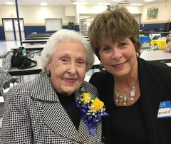 96-year-old Former Teacher Gets Surprised by Her Old Students -- More Than 50 Years After She Taught Them