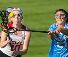 CVU vs South Burlington girls lacrosse