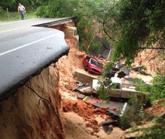 Scenic Highway to reopen by June 30