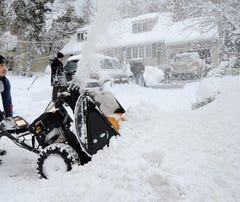 Gallery: Snowstorm 'Nemo' strikes the Northeast