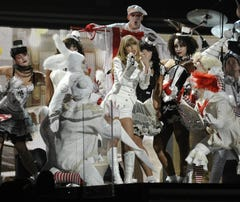 Performances are the spotlight of Grammy show