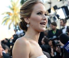 2013 Academy Awards red carpet photos