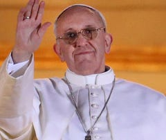 Interactive biography: Pope Francis