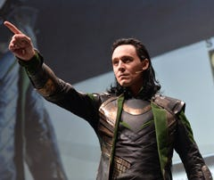Comic-Con 2013: Loki crashes 'Thor' panel