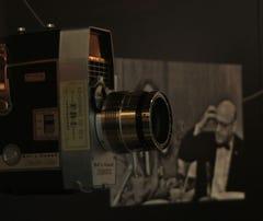 Iconic film records JFK assassination