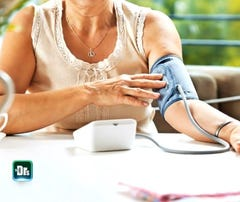 Monitor your blood pressure at home from The Doctors