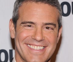 Andy Cohen filled in for Anderson Cooper.