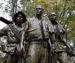 Photos: The Vietnam Veterans Memorial
