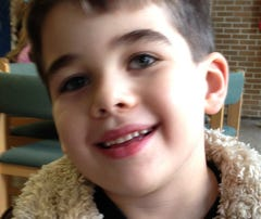 This Nov. 13 photo provided by the family via The Washington Post shows Noah Pozner. The 6-year-old was one of the victims in the Sandy Hook elementary school shooting in Newtown, Conn.