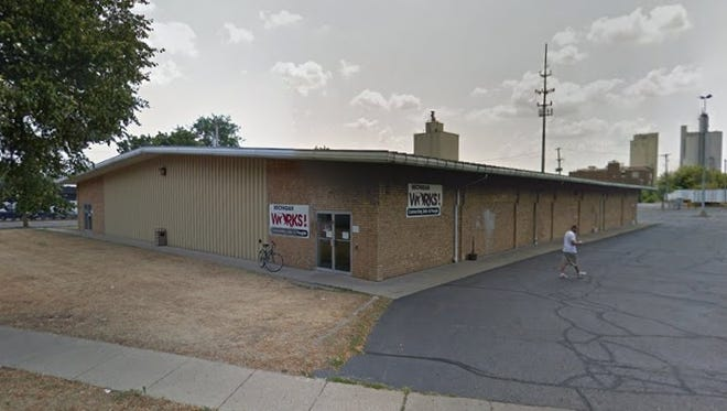 The former Michigan Works! Southwest building at 135 Hamblin Ave. in Battle Creek.