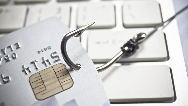 With phishing, you get an email that appears to be from someone you trust, or from what appears to be a credible source like your bank, but it asks for your username and password, credit card or other account numbers. Don't do it!