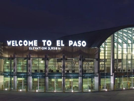 The El Paso International Airport